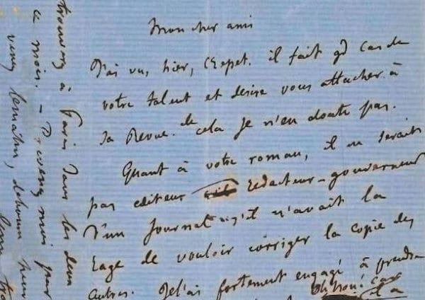 Flaubert, Correspondance. Édition électronique