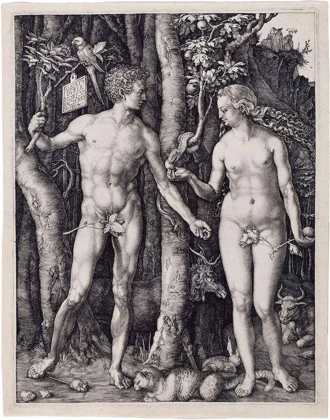 Stephen Greenblatt, Adam et Ève