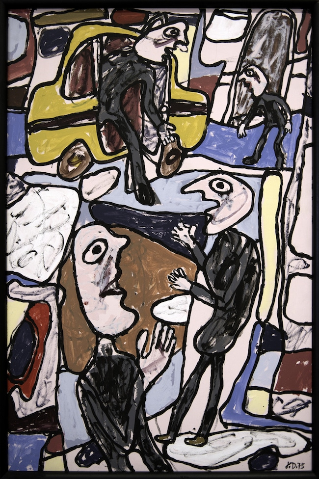 Georges Limbour, Les vanilliers