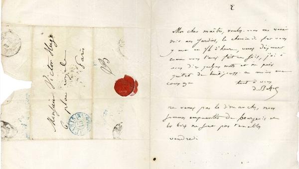 Balzac Correspondance