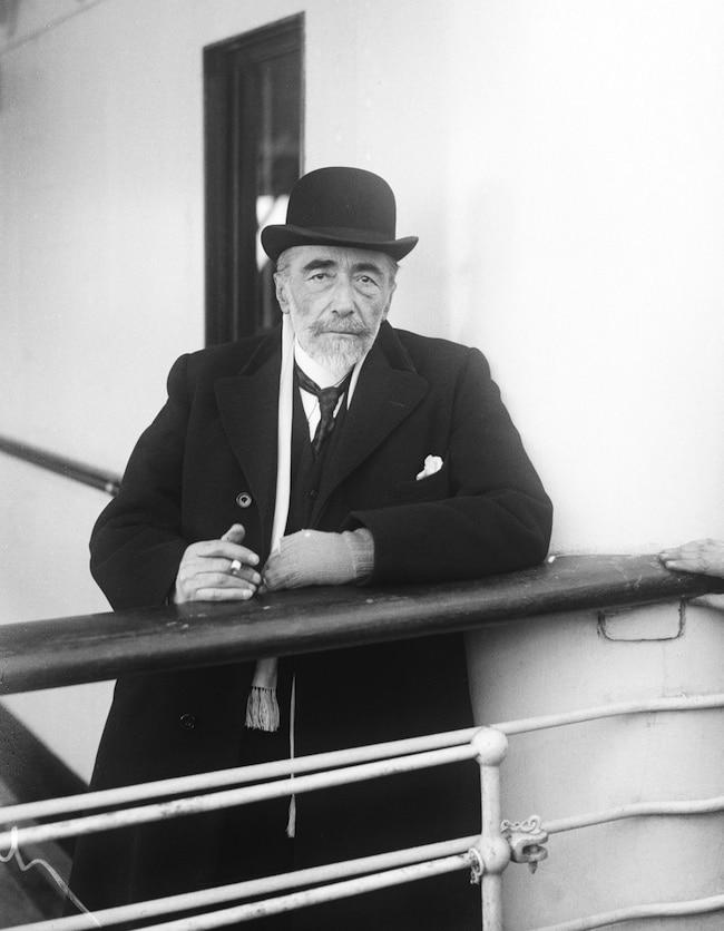 Joseph Conrad, Au cœur des ténèbres