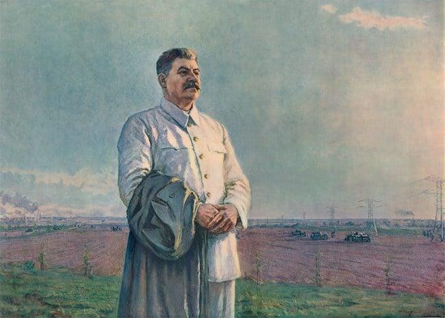 Oleg Khlevniuk, Staline