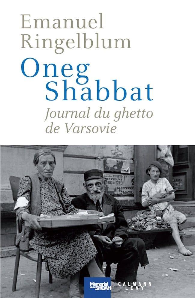 Emanuel Ringelblum, Oneg Shabbat