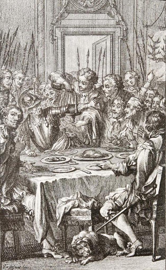 La Fontaine, Fables et contes