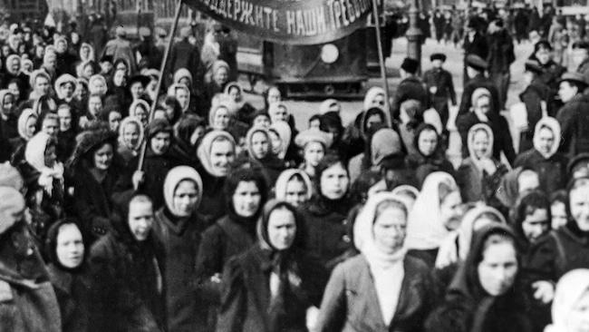 Victor Loupan, Une histoire secrète de la révolution russe