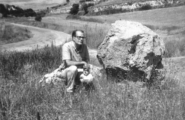 Giuseppe Bonaviri, Les commencements.