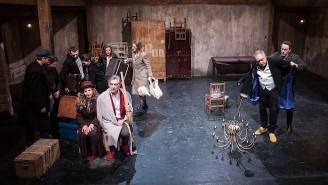 Anton Tchekhov, La Cerisaie. Mise en scène de Christian Benedetti