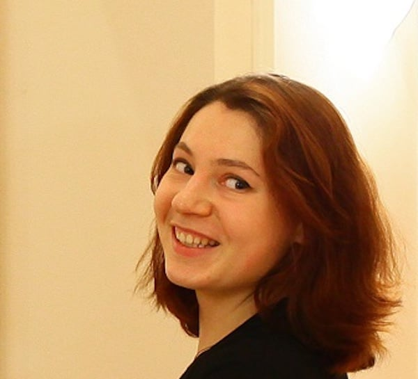 Poésie du monde 6 Xenia Savina