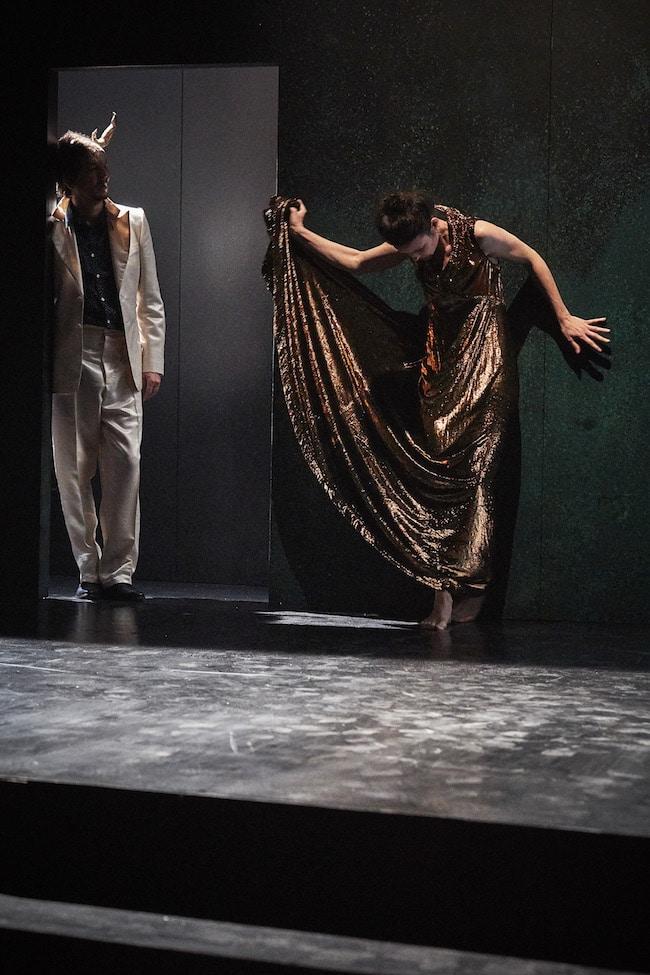 Sénèque, Phèdre. Mise en scène de Louise Vignaud. Studio-Théâtre