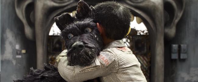 Wes Anderson, L'île aux chiens