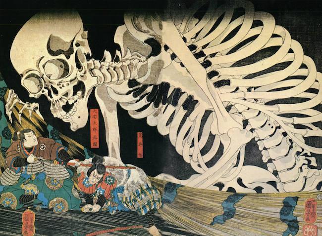 Enfers et fantômes d'Asie. Musée du quai Branly-Jacques Chirac