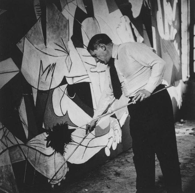 Guernica. Musée national Picasso