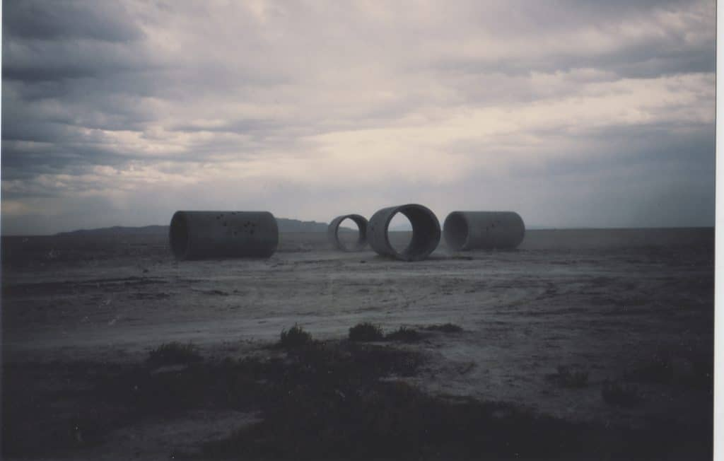 Gilles Tiberghien, Land Art Travelling