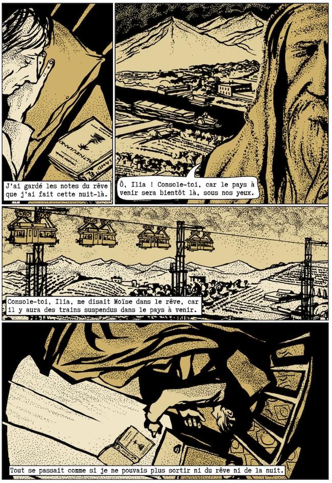 Camille de Toledo & Alexander Pavlenko, Herzl, une histoire européenne