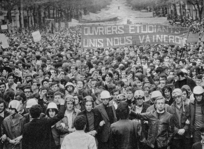 Les années 68 s'éloignent (1) Jean-Yves Potel En attendant Nadeau
