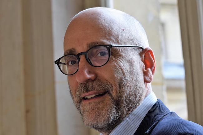 Steven Sampson, Moi, Philip Roth