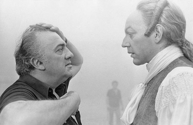 Rita Cirio, Federico Fellini. Le métier de cinéaste.