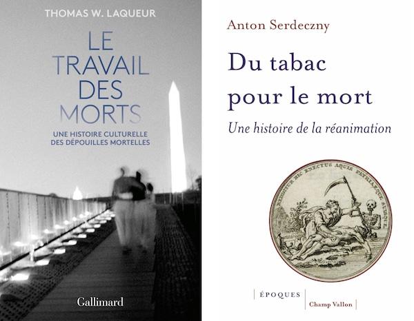 Thomas W. Laqueur, Le travail des morts. Une histoire culturelle des dépouilles mortelles. En attendant Nadeau