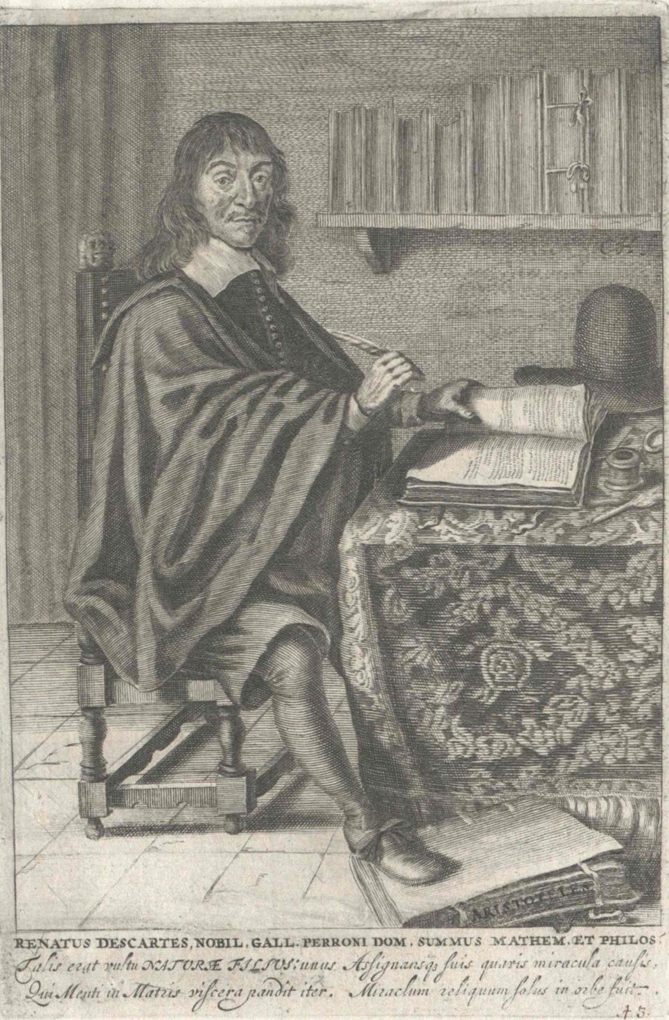 Descartes, Œuvres complètes