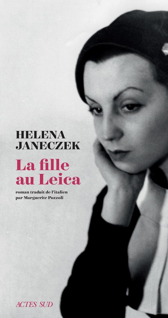 Helena Janeczek, La fille au Leica.