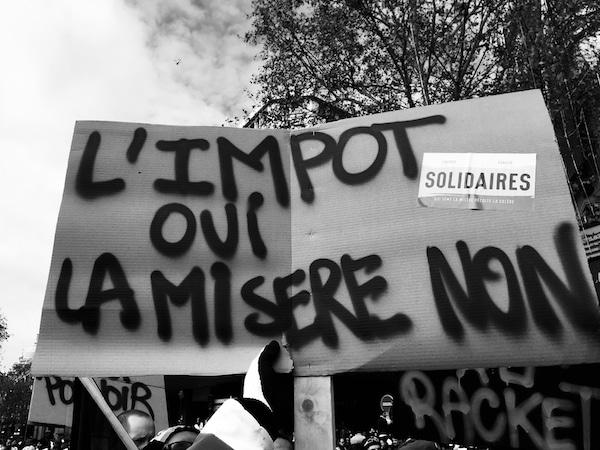 Alexis Spire, Résistances à l'impôt, attachement à l'État En attendant Nadeau