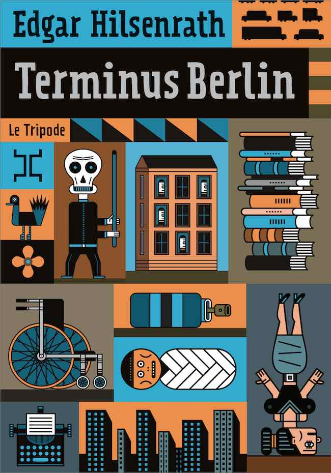 Edgar Hilsenrath, Terminus Berlin