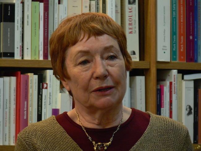 Marie-Claire Bancquart, Terre énergumène et autres poèmes