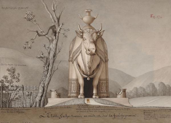Jean-Jacques Lequeu, bâtisseur de fantasmes En attendant Nadeau