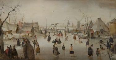 Alexis Metzger. L'hiver au Siècle d'or hollandais. Art et climatAlexis Metzger. L'hiver au Siècle d'or hollandais. Art et climat