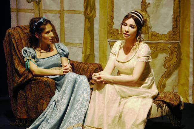 Les rivaux de Richard Brinsley Sheridan, mise en scène d'Anne-Marie Lazarini