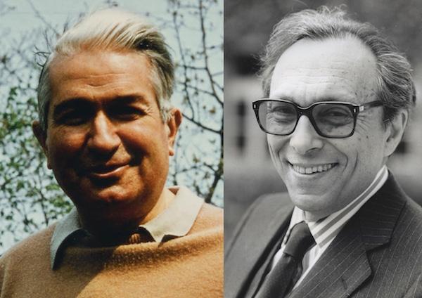 Hommage à Jean Starobinski et Jean-Pierre Richard En attendant Nadeau