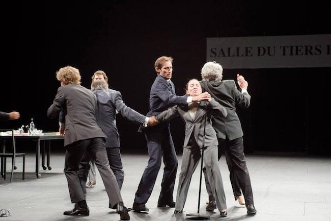 Ça ira (1) Fin de Louis, de Joël Pommerat