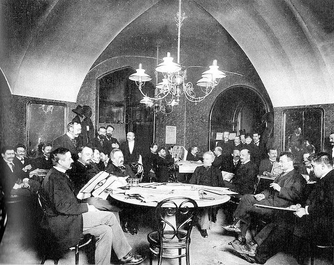 Shachar M. Pinsker, A Rich Brew. How Cafés Created Modern Jewish Culture