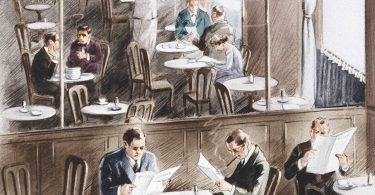 Shachar M. Pinsker, A Rich Brew. How Cafés Created Modern Jewish Culture