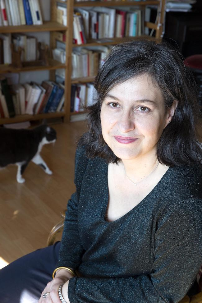 Violaine Schwartz, Papiers