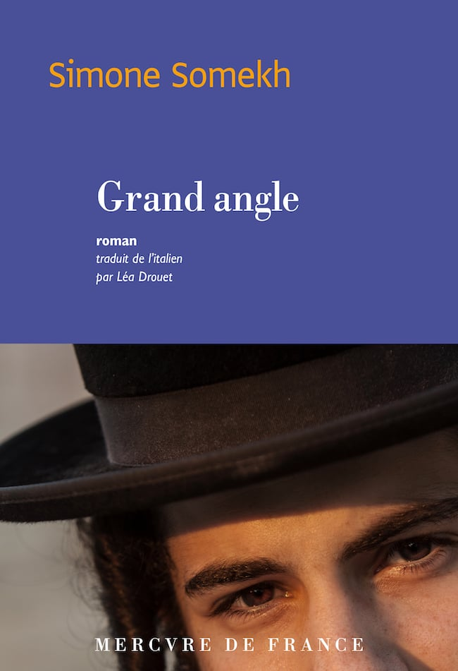 Simone Somekh, Grand angle