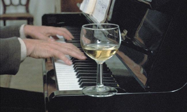 Philippe Roger, L'attrait du piano
