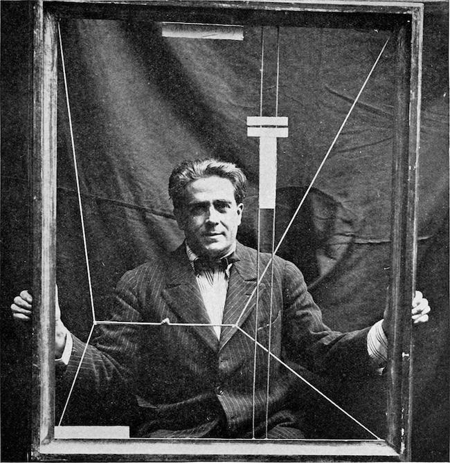 Prenez garde à la peinture… et à Francis Picabia. Film de Rémy Ricordeau