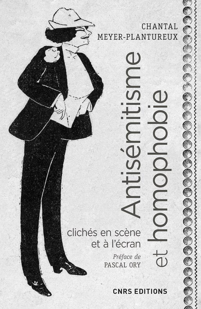 Chantal Meyer-Plantureux, Antisémitisme et homophobie. Clichés en scène et à l'écran