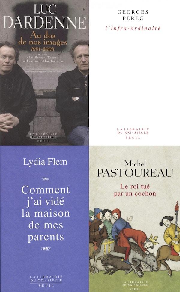 Dossier En attendant Nadeau La Librairie du XXIe siècle Le Seuil