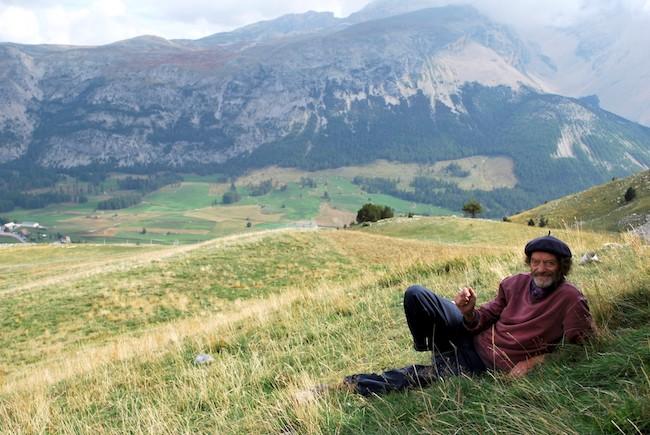 Martin de la Soudière, Arpenter le paysage. Poètes, géographes et montagnards
