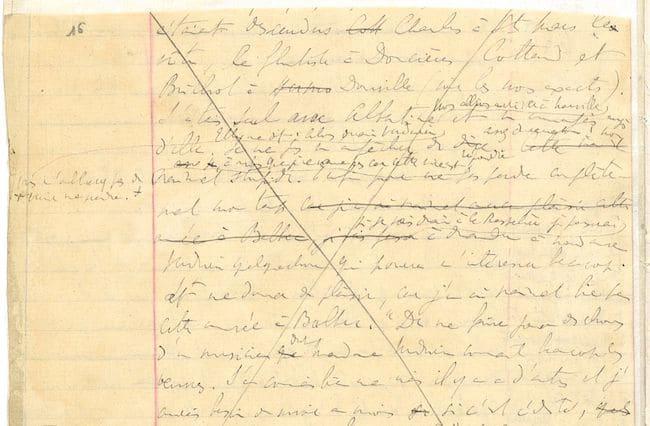 Lire les Cahiers de Proust Archives et Manuscrits En attendant Nadeau