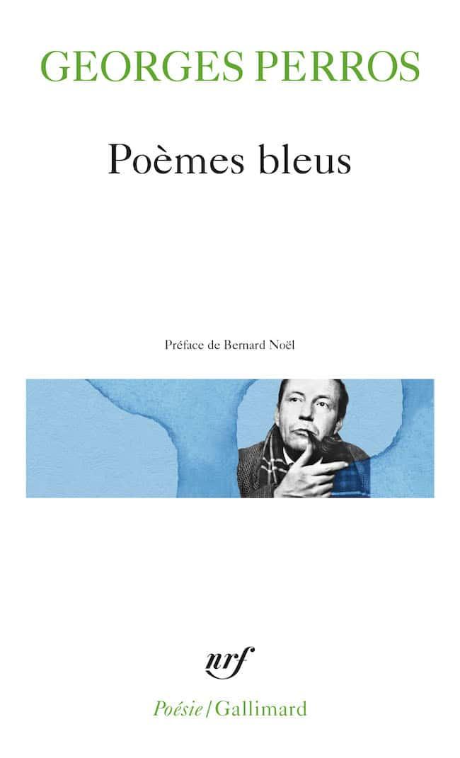 Georges Perros, Poèmes bleus