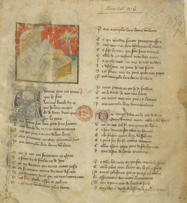 Christine de Pizan, Les Cent Ballades d'amant et de dame