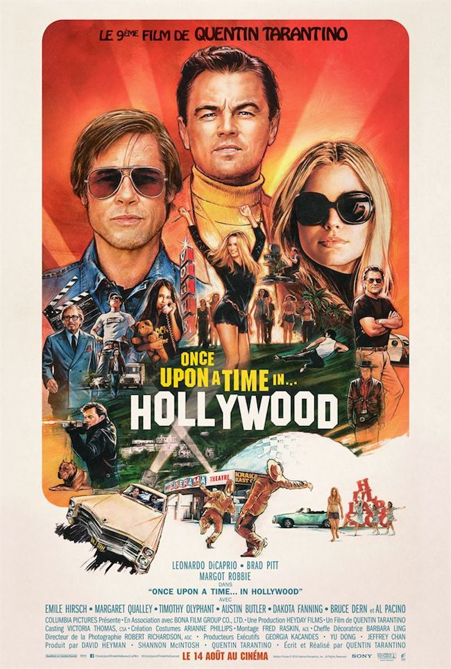 Quentin Tarantino, Once Upon a Time... in Hollywood