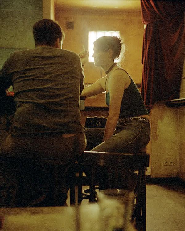 Emma Becker, La maison En attendant Nadeau