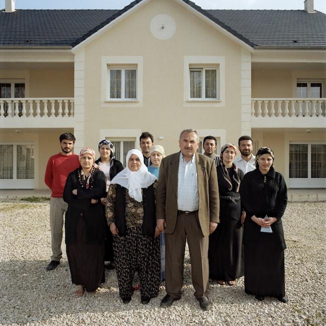 Ségolène Débarre et Gaye Petek, Histoire des Turcs en France
