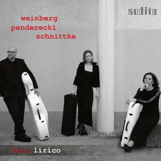 Disques (16) Weinberg, Penderecki et Schnittke par le Trio Lirico