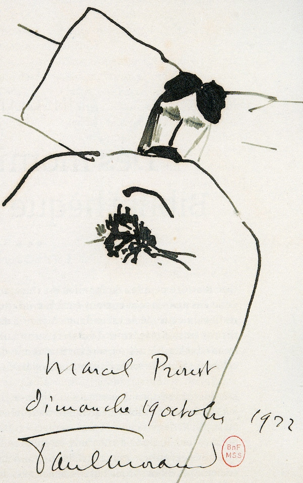 Thierry Laget, Proust, Prix Goncourt. Une émeute littéraire