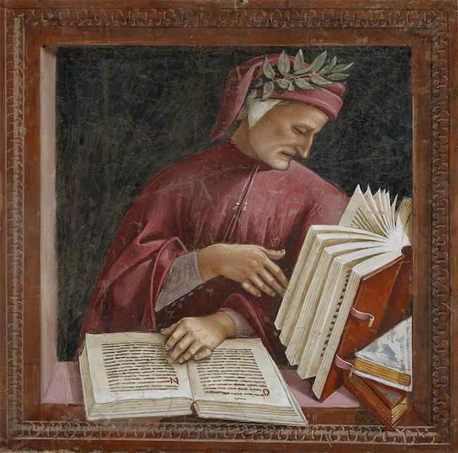 Dante, Le Banquet René de Ceccatty